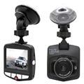 Hot (preto) Mini Câmera Do Carro DVR Dashcam Full HD 720 P Gravador de Vídeo Registrator LS-615 G-sensor Night Vision Cam Traço