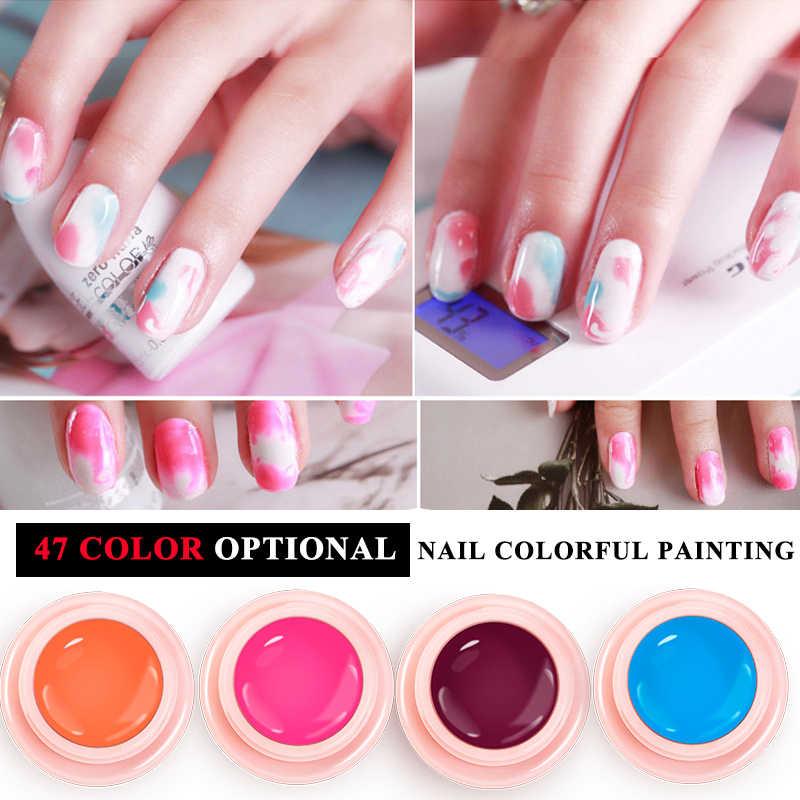 Lily angel 118 สี 5ml nail art design uv led gel lacquer สี uv led สีเคลือบเล็บ lacquer varnish gel