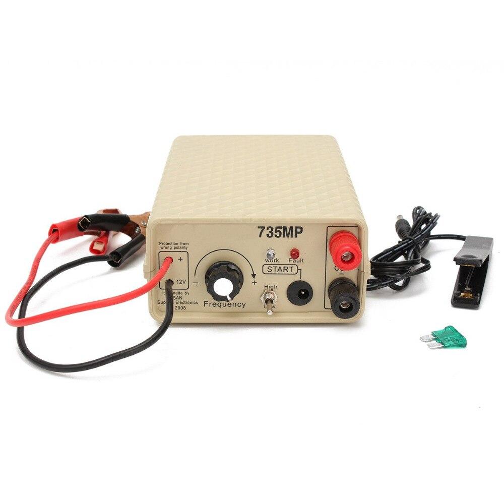 Machine de pêcheur de pêche d'équipement électrique d'inverseur ultrasonique de 735MP avec le fusible