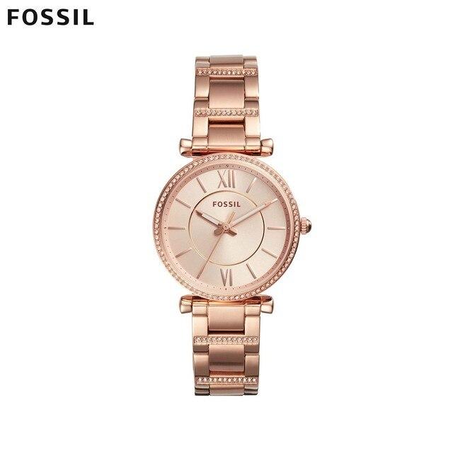 Наручные часы Fossil ES4301 женские кварцевые на браслете