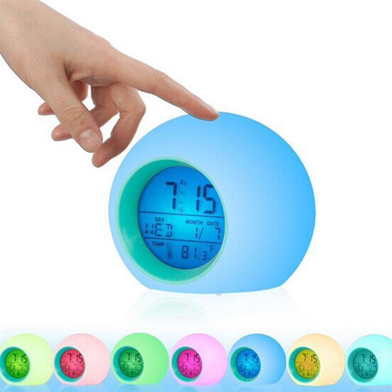 Alarm Clock Calendar Frontal