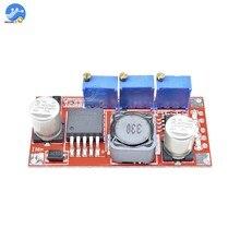 LM2596 Lithium-Batterie Ladegerät Board Buck Converter DC 5-35V zu 1,25-30V Einstellbare Schritt-stromrichter BMS Balancer