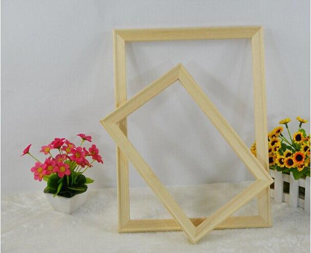 Juego para 40*50 cm (16*20 pulgadas) pintura al óleo marco de madera ...