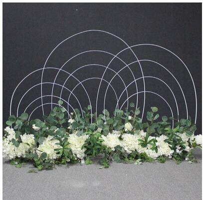 Wedding props five rings to put on shelves rainbow road lead T stage stage layout tieyi road lead wedding supplies.Wedding props five rings to put on shelves rainbow road lead T stage stage layout tieyi road lead wedding supplies.