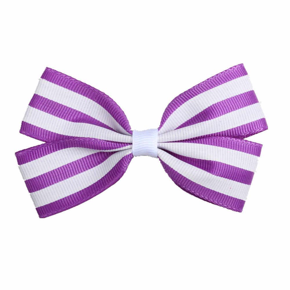 Pinzas para el pelo con 11 patrones para niños, bebés y recién nacidos, lazos, lindas horquillas para niñas, accesorios para el cabello, ropa para la cabeza