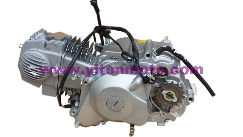 Buy yx 140cc engine motor with electric for How to make an electric bike with a starter motor