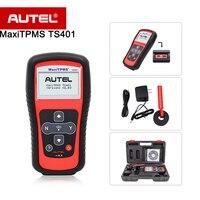 Sistema de Monitoreo de Presión de Neumáticos TS401 de Autel con MX Sensor función de Programación