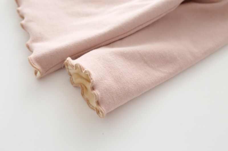 옷 고품질 아기 소녀 소년 풀오버 터틀넥 스웨터 가을 겨울 따뜻한 만화 의류 착용 아이 스웨터
