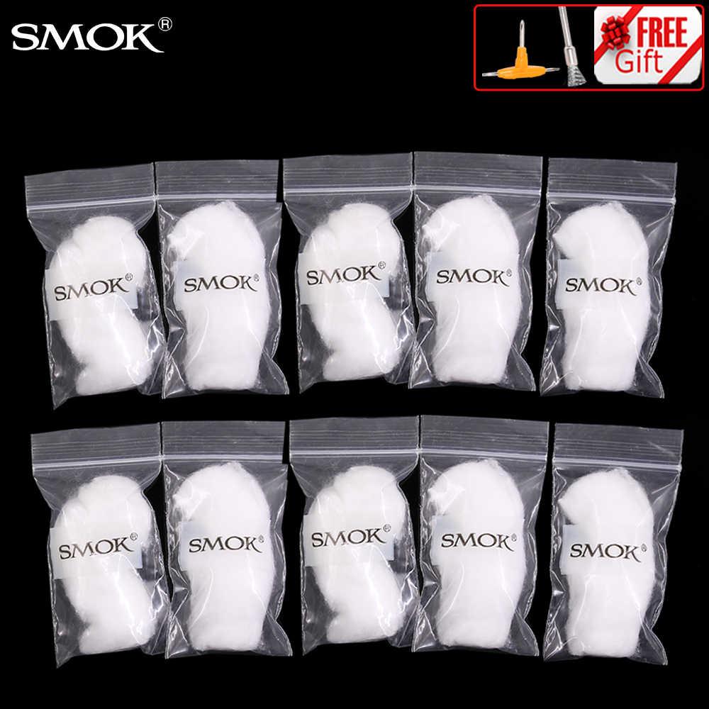 SMOK 綿 RDA RBA コイル DIY 電子タバコアトマイザータンク綿吸うため V8 ベビー RBA/V12 王子 RBA