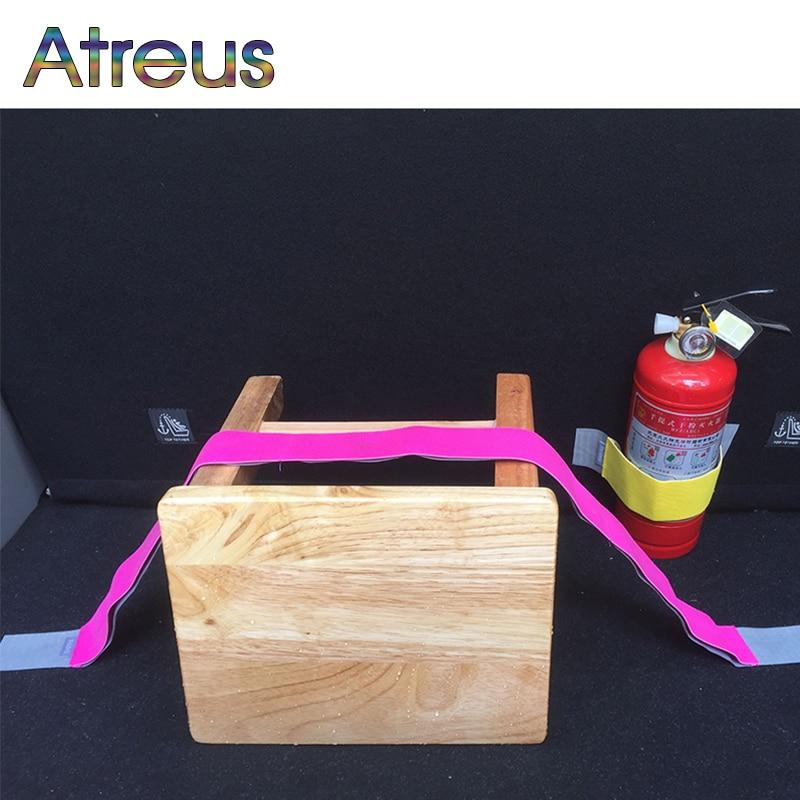 Atreus багажник автомобиля, организатор уборки ремень крепится для Mazda 3 CX-7 Peugeot 206 407 5008 Skoda Octavia A7 Rapid превосходным интимные аксессуары