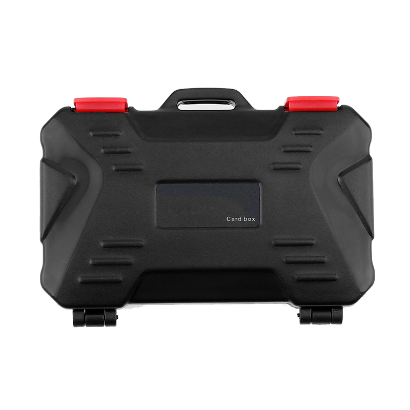 Memory Card Case Holder for 4 CF Card 8 SD Card SDXC MSPD XD 12 TF T-Flash Storage Box Protector Hold 24Pcs Memory Card Cases jd коллекция дефолт mc 4 4 фото карта tf cf карты 8 8 чжан xd карты листов