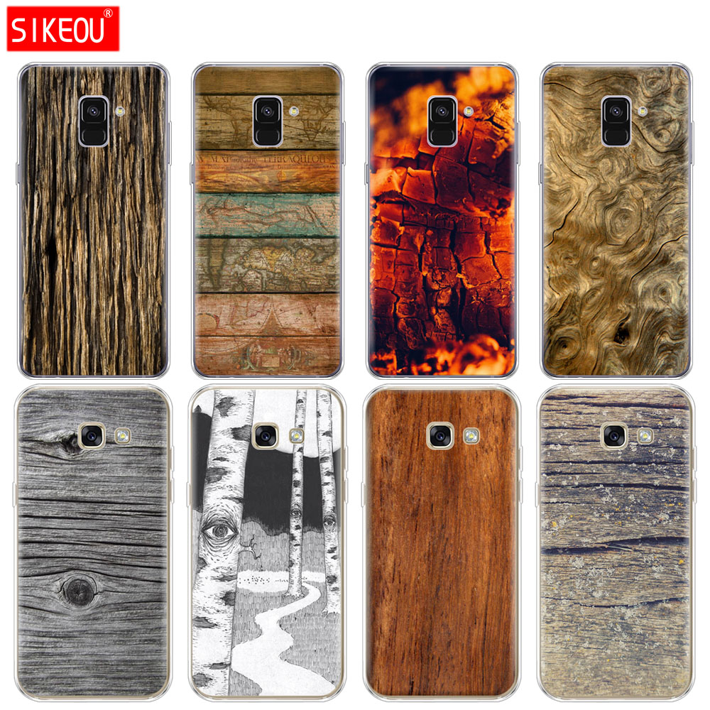 Hot Sale Silicone Phone Case Cover For Samsung Galaxy A6 A8 2018 A3