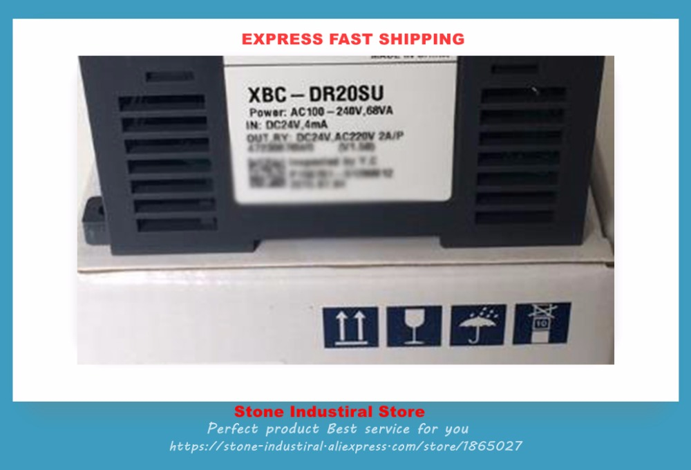 XBC-DR20SU new original PLC boxed XBC DR20SUXBC-DR20SU new original PLC boxed XBC DR20SU