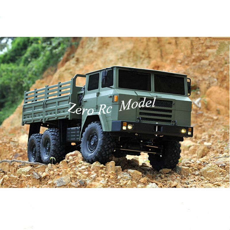 Aliexpress.com : Buy 1/12 SCALE CROSS RC XC6 6X6 KIT