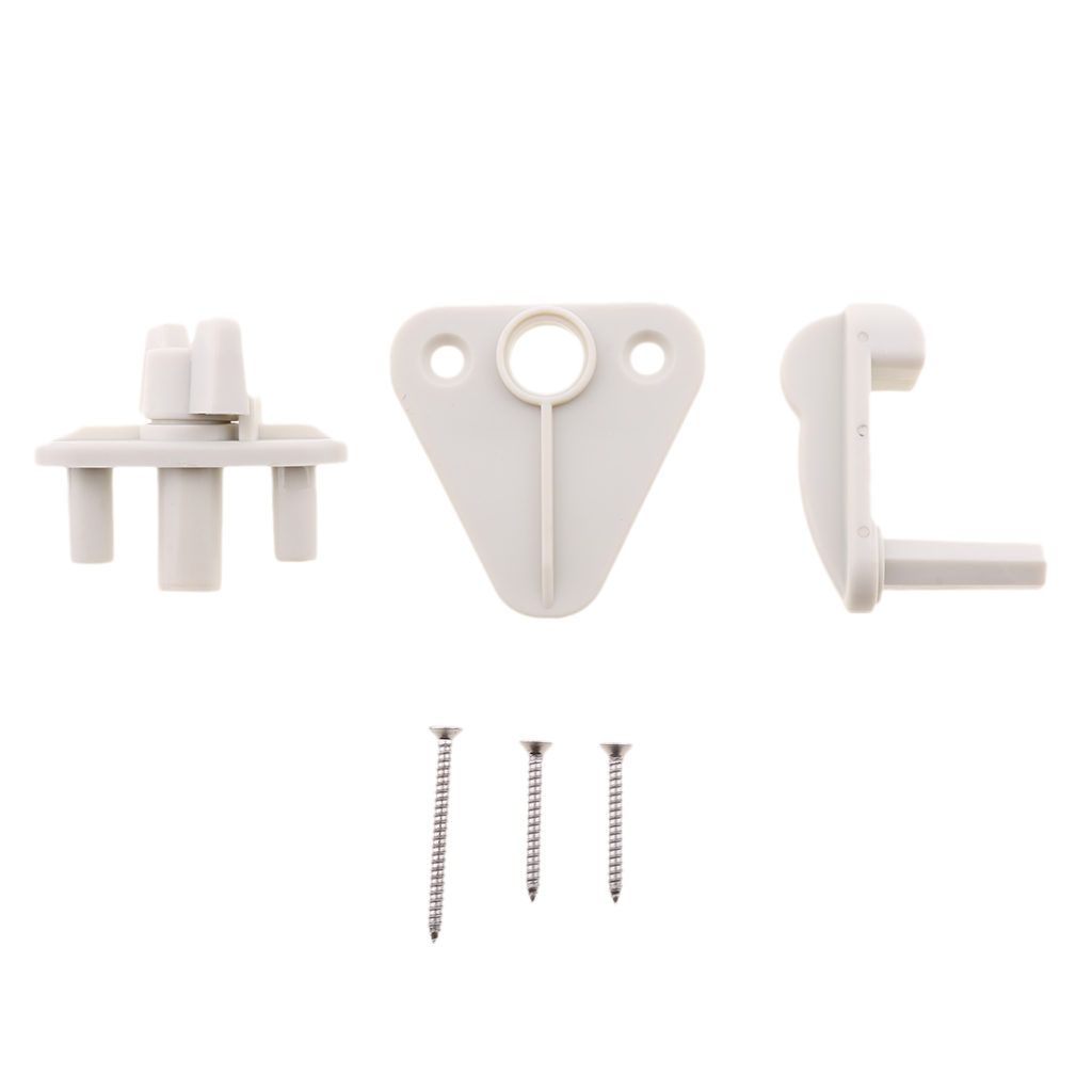 Universal Marine Pontoon Boat Gray Gate Latch Universal Left or Right Marine Hardware fermeture de la porte-in Marine Hardware from Automobiles & Motorcycles