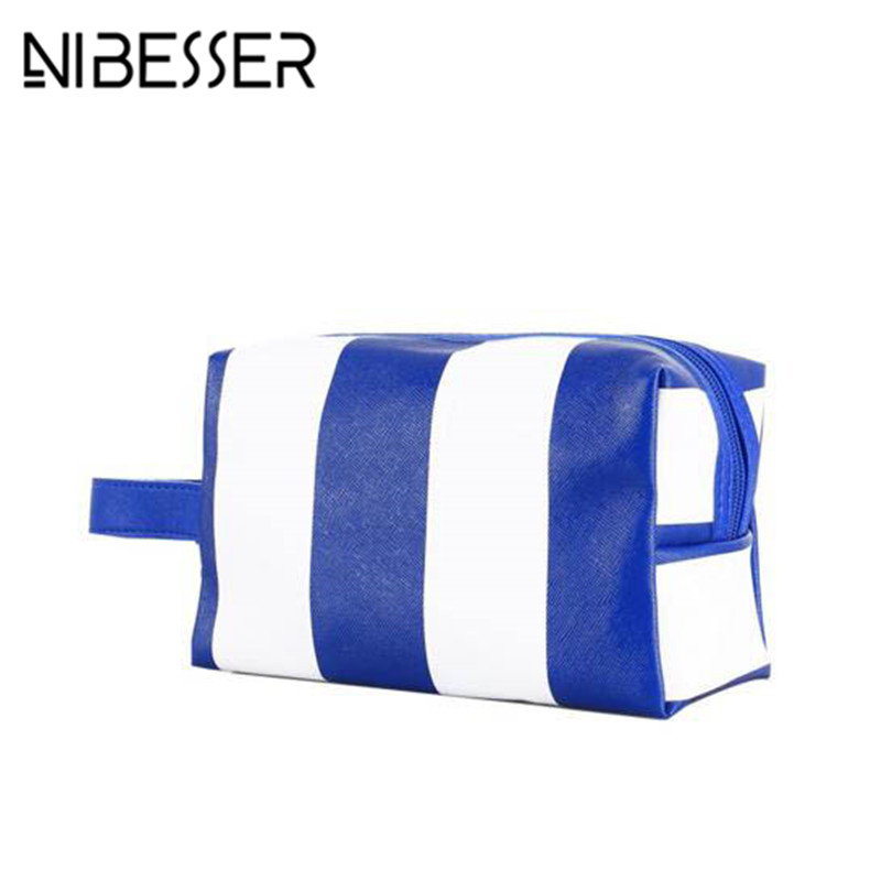 NIBESSER Multifunctional Cosmetic Cases Wash Toilet Bag & Organizer Toothbrush Pouch Cosmetic Bag Waterproof High Quality