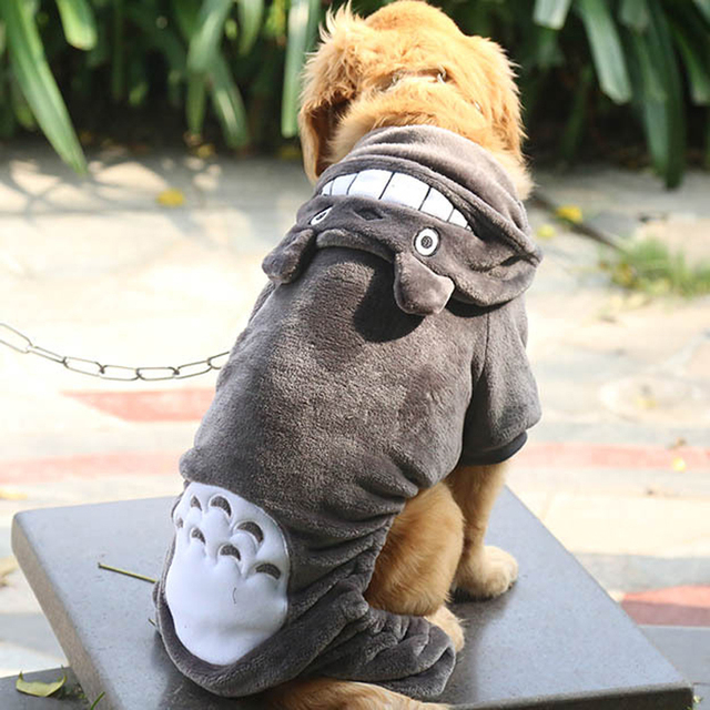 Large Dog Coats With Four Legs