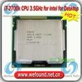 Para intel core i7 2700 k processador 3.5 ghz/8 mb cache/quad core/socket lga 1155/quad-core/i7-2700k cpu de desktop