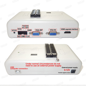 Image 5 - 100 $ オリジナル RT809H EMMC Nand フラッシュプログラマ + 40 Iterms EMMC Nand ISP 聞く 1 ケーブルアダプタ tsop48 TSOP56 EDID 送料無料