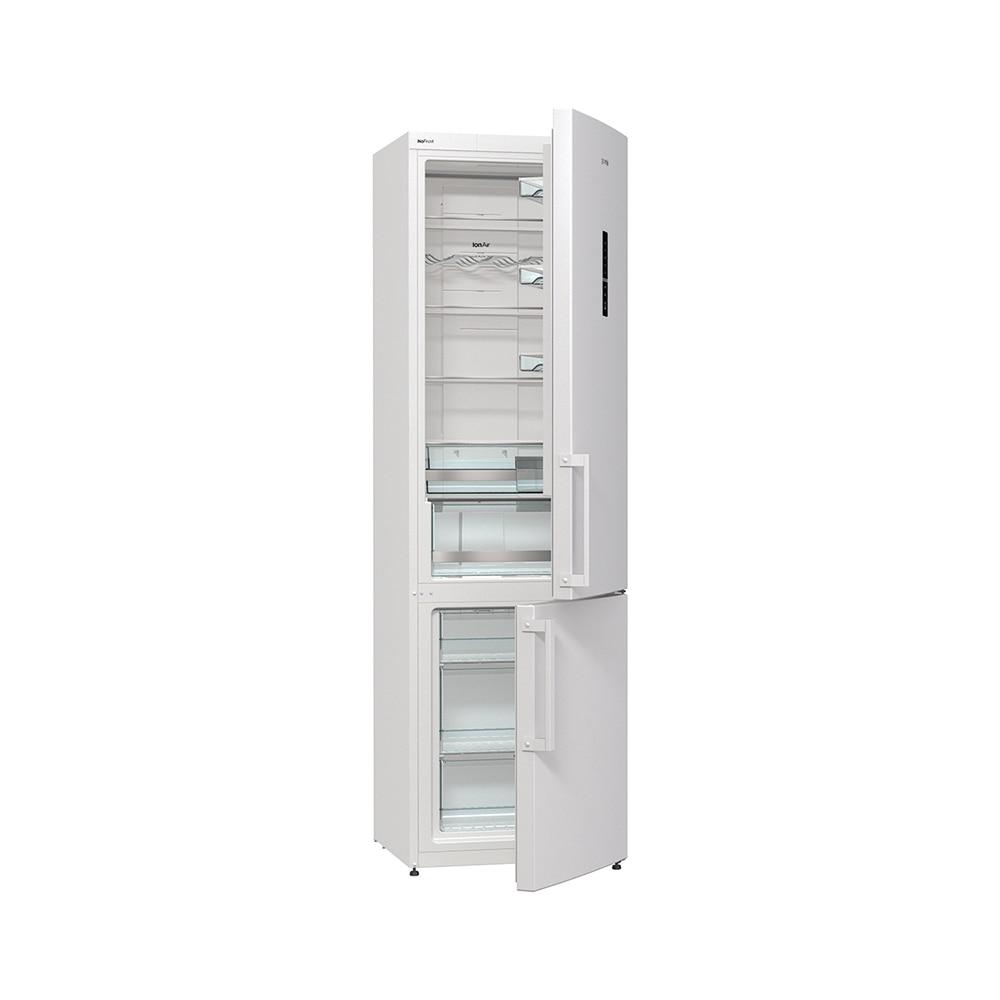 Фото - Refrigerators Gorenje NRK6201MW Home Appliances Major Appliances Refrigerators & Freezers Refrigerators myofunctional appliances