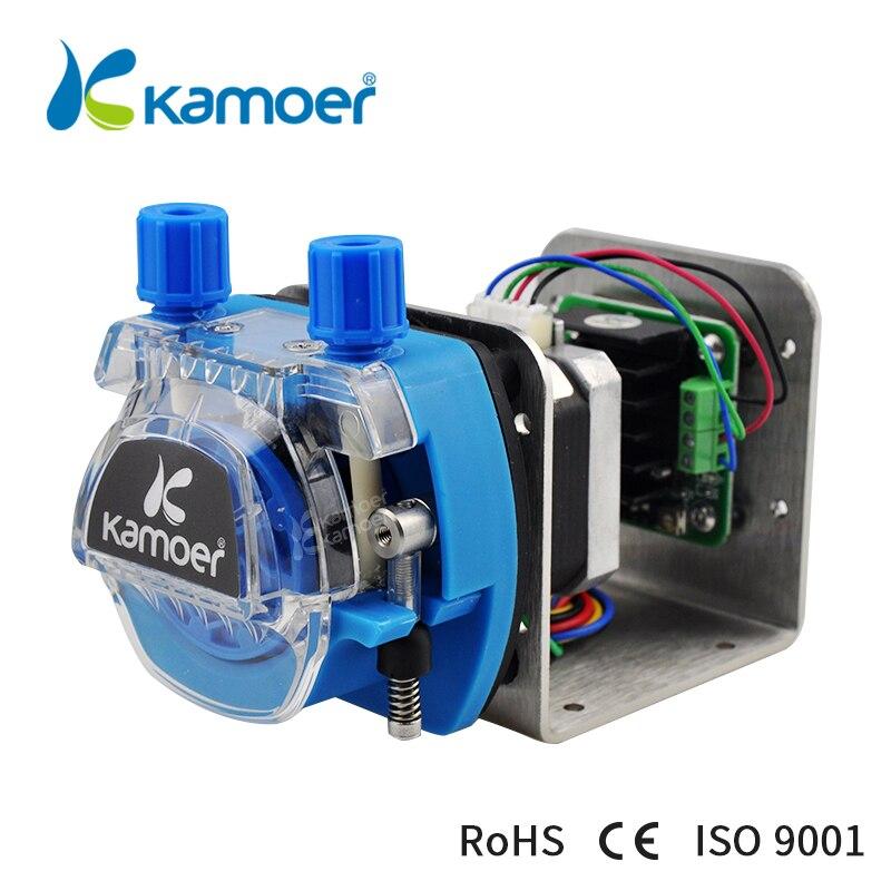 Kamoer Kcm-odm 12 V/24 V Mini Schlauchpumpe Kopf Mit Rohr Kleine Fluss Stepper Motor Pumpen 13,5 ~ 320 Ml/min, 4/8 Rotoren Pumpen, Teile Und Zubehör
