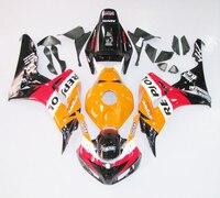 Injection ABS Full Fairing Kit Bodywork for Honda CBR1000RR Fireblade 06 07 2006 2007