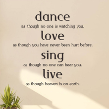 Inspirational Dance Quotes Extraordinary Buy Inspirational Dance Quotes And Get Free Shipping On Aliexpress