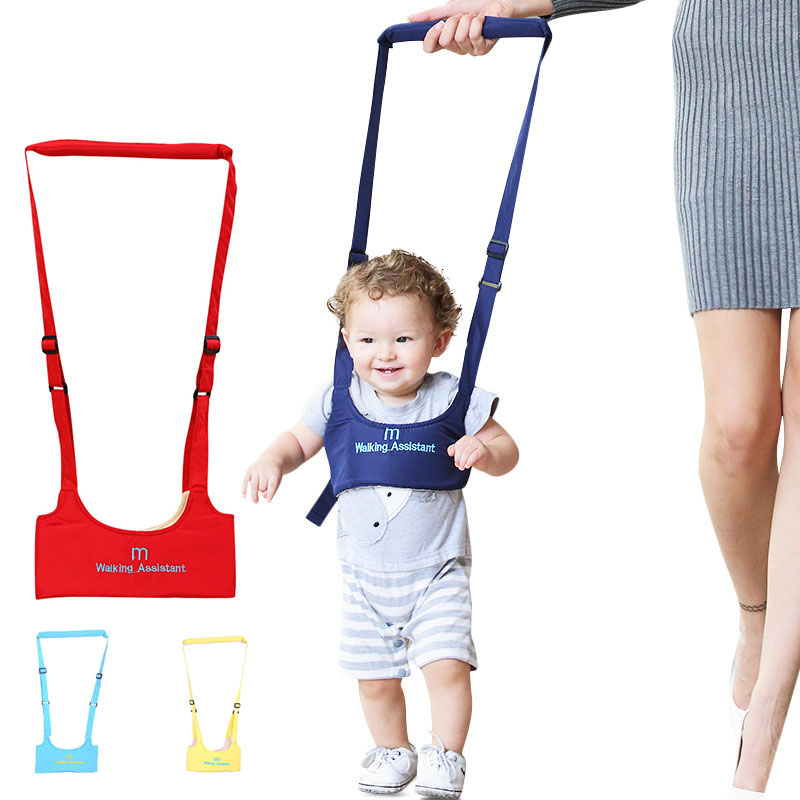Baby Walker,Baby Harness Assistant Toddler Leash for Kids Learning Walking Baby Belt Child Safety Harness Assistant yourhope baby toddler harness safety learning walking assistant blue