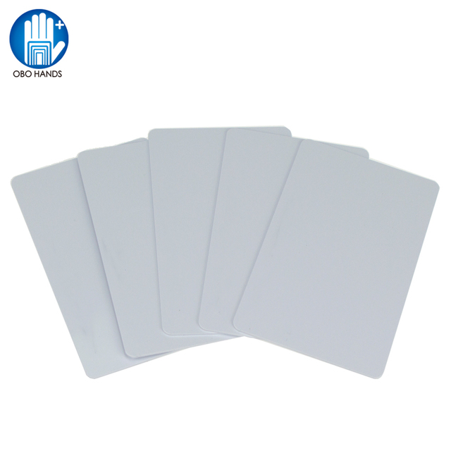 13.56MHz RFID MF Classic 1K Blank Card Proximity Access Control Keycard for Smart Security System Home/Hotel Clone Copy
