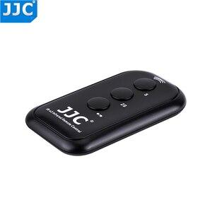 Image 3 - JJC IR אלחוטי עבור Sony NEX5 NEX 5N NEX 5R NEX 6 NEX 7 NEX 5T NEX 5C A7RII A7S A7II A6000 A77II A7 a7R IV A99