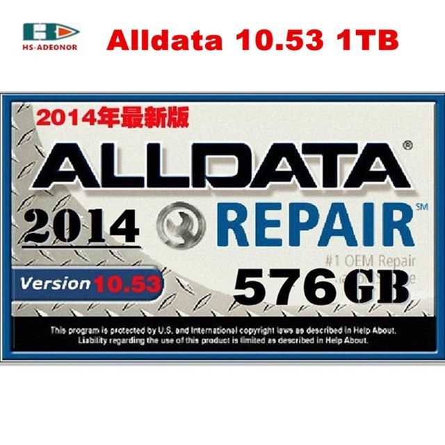 2017 Auto Repair Software Alldata 10.53+ mitchell on demand 5 ...