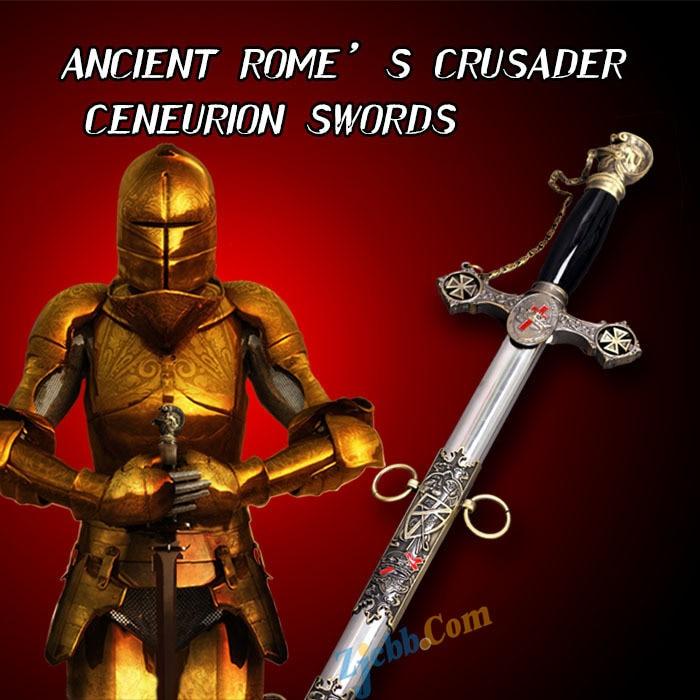 New Fashion Roman centurion Crusader sword production  China