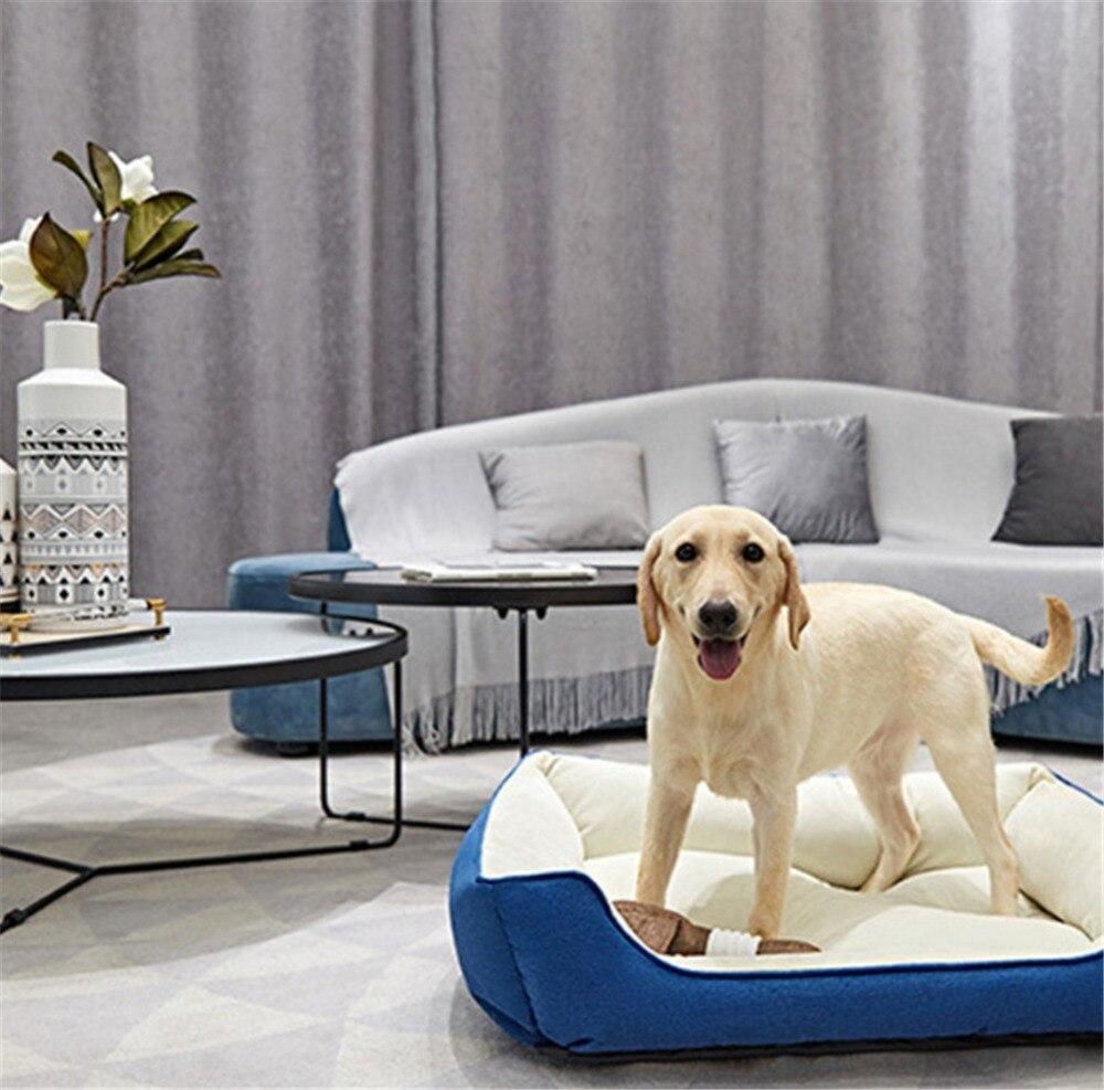 Coussin de lit auto-chauffant pour chat et chien pour chiens de taille moyenneCoussin de lit auto-chauffant pour chat et chien pour chiens de taille moyenne