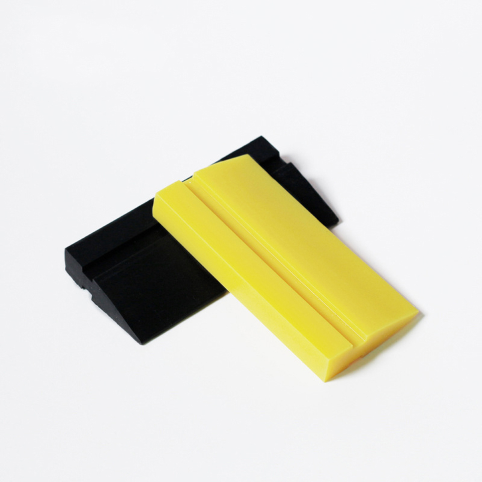 TPU PPF Application Rubber Squeegee Car Window Tinting Turbo Blade Clean Tool For Clear Bra Protection Film Application MO 709B-in Car Stickers from Automobiles & Motorcycles