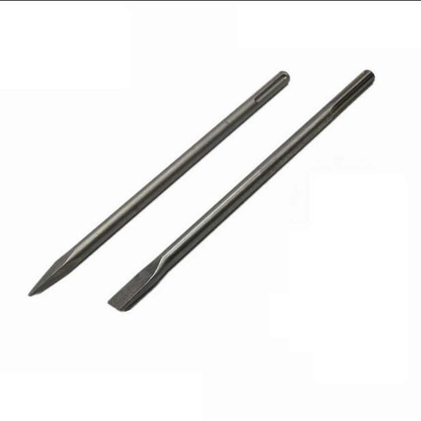 Steel SDS Max Point 18 X 500mm Power Tool Chisel Masonry Brick Concrete