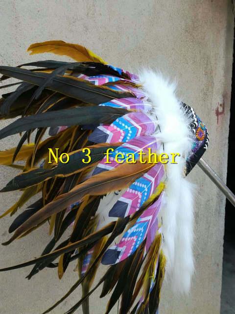 native american war headdress