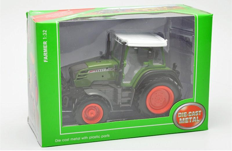 Farm Vehicles Tractor Car Model 42