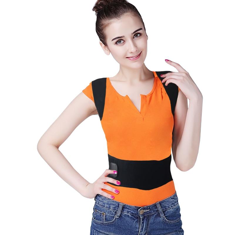 Adjustable Posture Corrector Belt Magnetic Posture Support ...