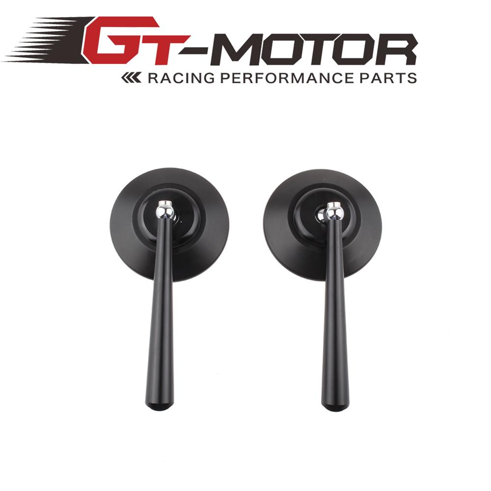 Prix pour GT Moteur-Universel New cool CNC Moto moto side Mirror Moto Miroir Rétroviseur Paire Droite