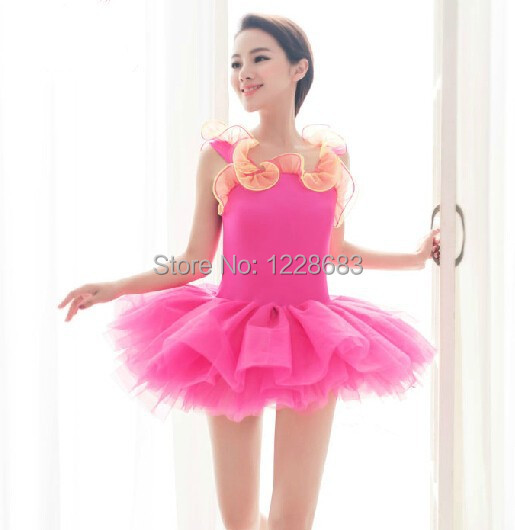 Infant Dancewear Ballerina Tutu For Girls Party Teen Party Dresses