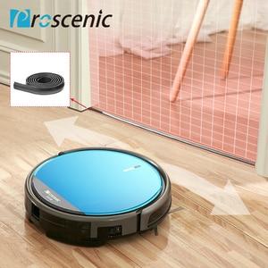 Image 4 - Robot aspirador Proscenic de 811GB con Wifi, limpiador automático de polvo para el suelo, limpieza de alfombras, Robot aspirador de pelo Animal