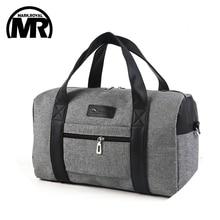 Markroyal軽量ファッショントラベルバッグ男性女性週末バッグ大容量バッグトラベルキャリーバッグ荷物オーバーナイトバッグ