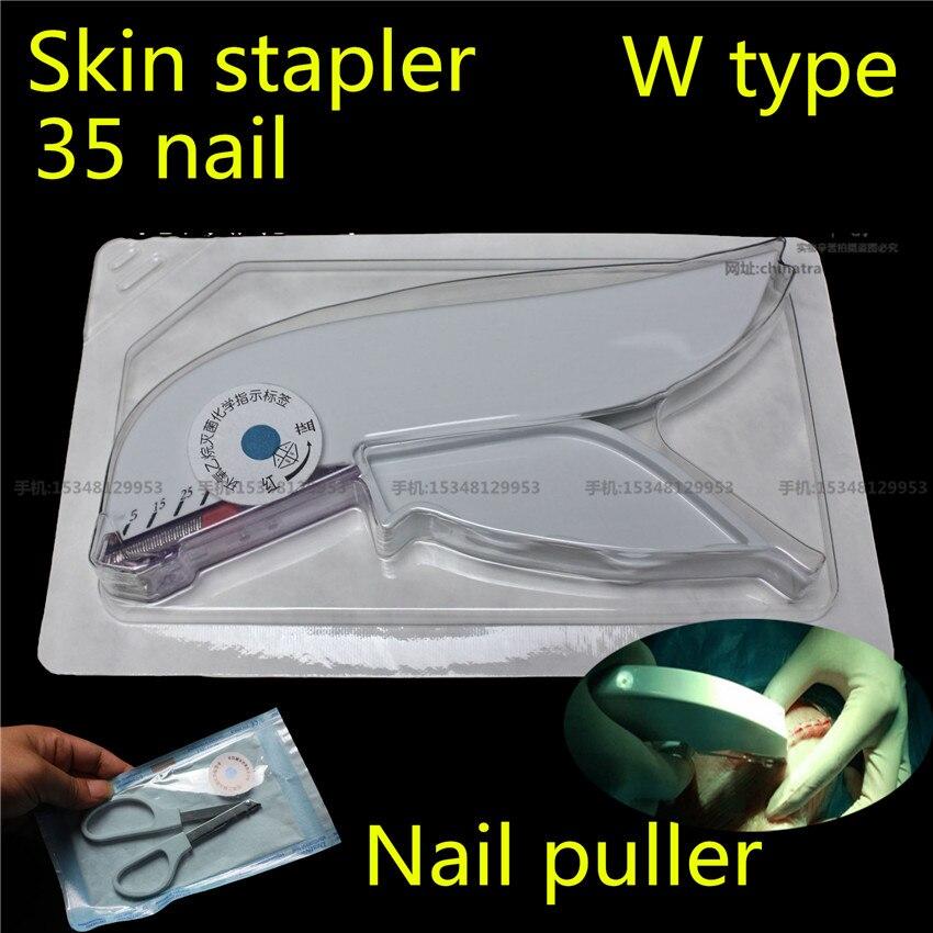 35 prego 50wtype instrumento Dental cirúrgica sutura
