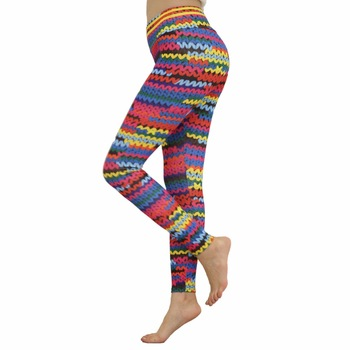 Imitation Knitwear Legging 1