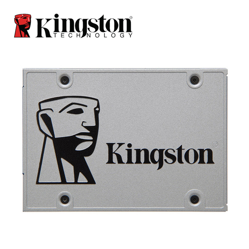<font><b>Kingston</b></font> Solid State Drive <font><b>SSD</b></font> <font><b>120GB</b></font> SUV400S37 Internal Solid State Drive 2.5 inch SATA III HDD Hard Disk For Notebook Computer image