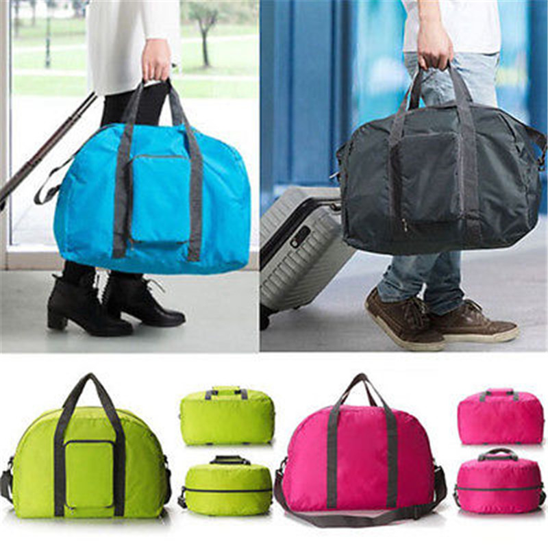 Aliexpress.com : Buy 2016 New Fashion Large Weekend Luggage Bag ...