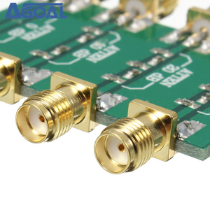 Image 5 - DC 4.0GHz 200mW DC 4.0GHz RF קבוע מחליש SMA כפול נקבה ראש 0dB 10dB 20dB 30dB