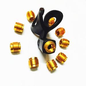 Image 4 - Jadkinsta 3/8 dişi 5/8 erkek vida adaptörü dönüştürücü mikrofon standı klipleri mikrofon standı tutucu adaptörü