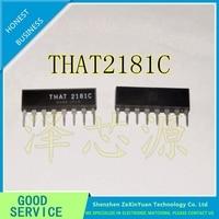 THAT2181C THAT2181LC THAT2181 ZIP-8 ORIGINAL SOTCK IC 5 teile/los