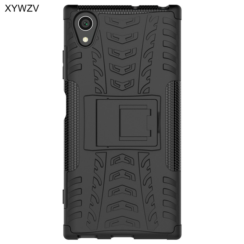 Image 4 - sFor Coque Sony Xperia XA1 Plus Case Shockproof Silicone Phone Case For Sony Xperia XA1 Plus Cover For Xperia XA 1 Plus Shell-in Fitted Cases from Cellphones & Telecommunications